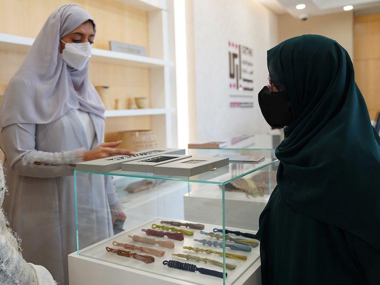 Sheikha Jawaher visit
