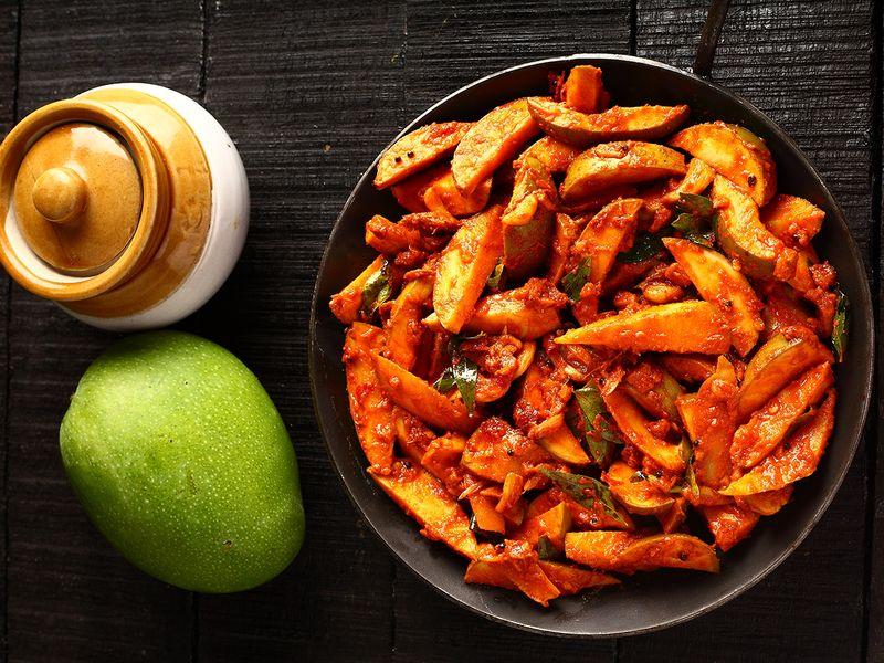 kadumanga-pickle