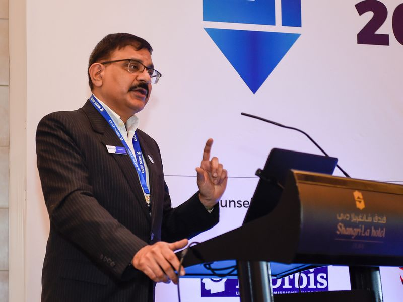 Dr Ajay Shukla