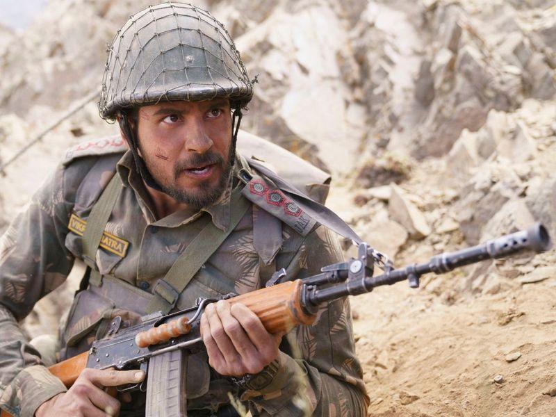 Indian actor Sidharth Malhotra on his hardest movie yet: 'Shershaah'