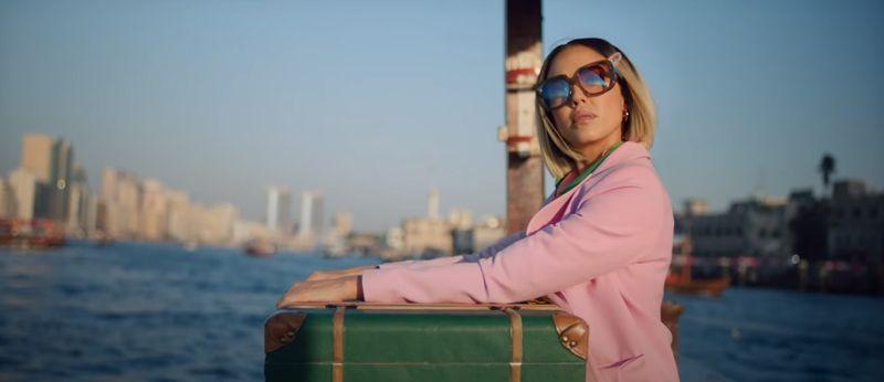 Jessica Alba in Dubai