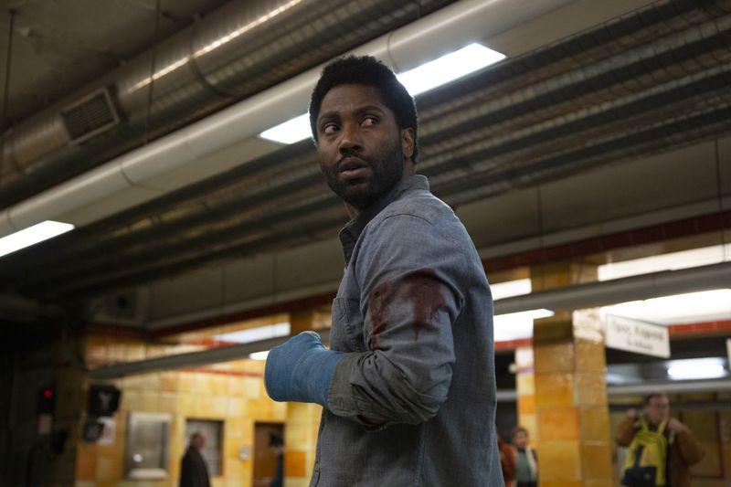 John David Washington in 'Beckett'