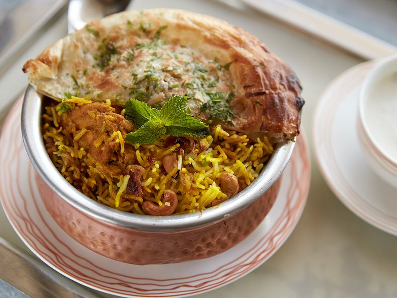 Khyber Chicken Biryani