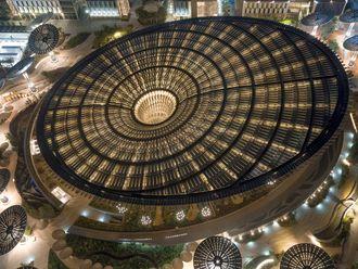 sustainability pavilion expo 2020 dubai