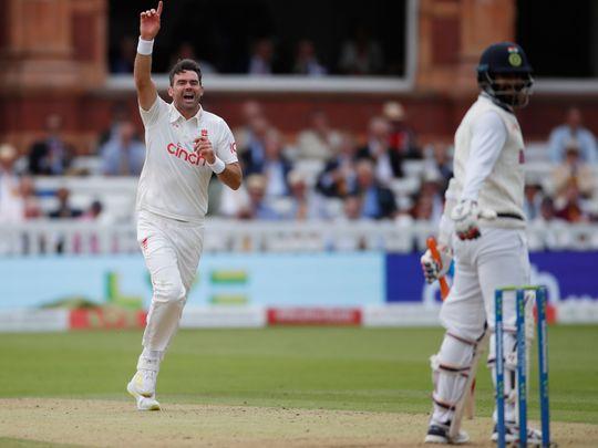 Cricket - James Anderson