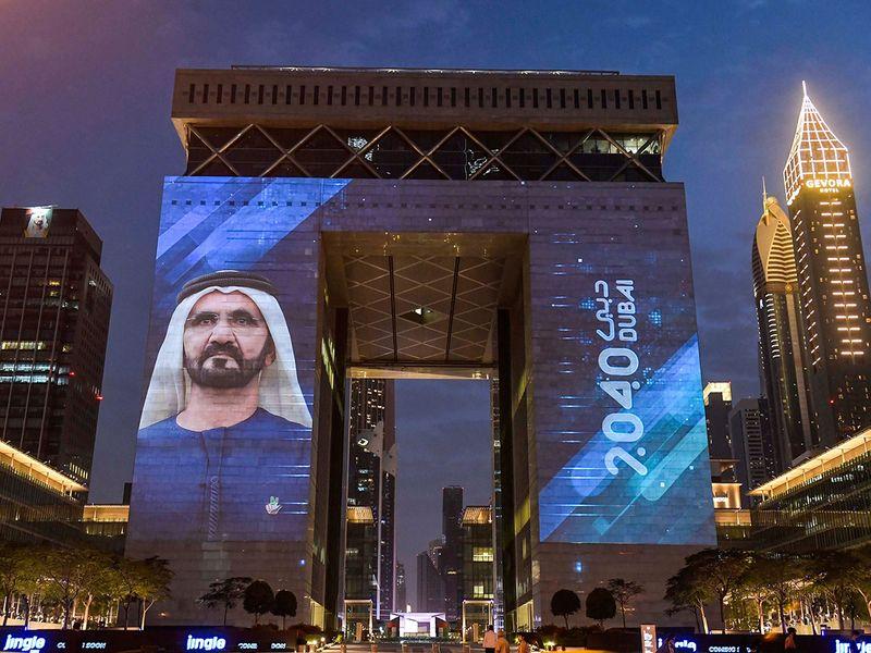 Dubai Urban Plan 2040