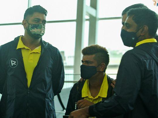 IPL - Dhoni & CSK