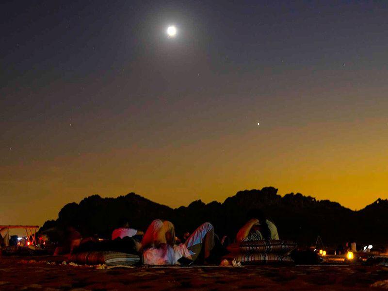 Perseids meteor shower gallery