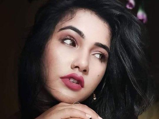 Bhojpuri actress Trisha