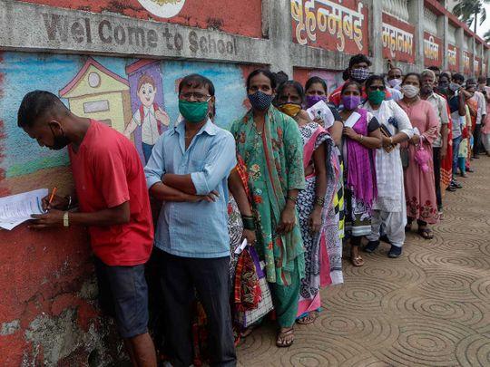 india covid vaccine mumbai