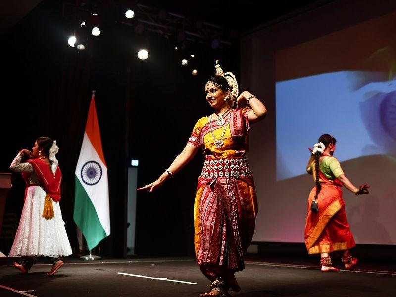 India independence Dubai