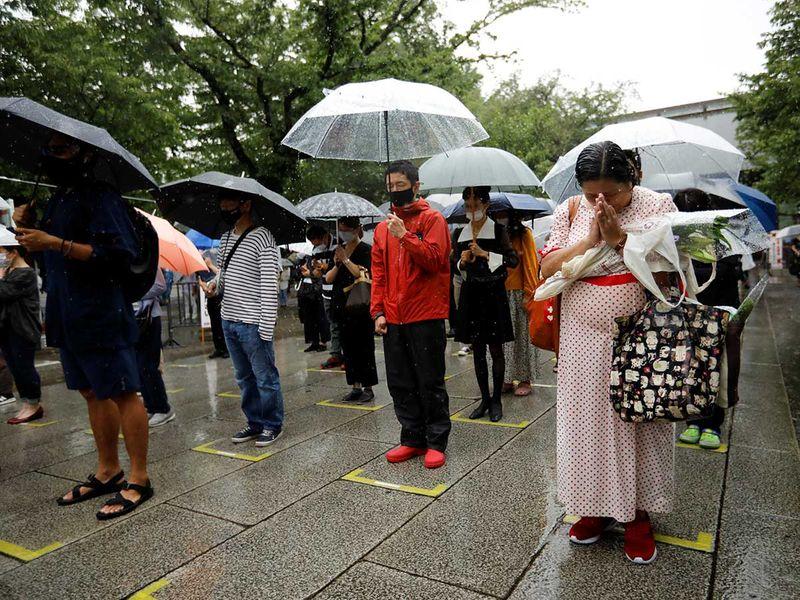 Japan Yasukuni shrine