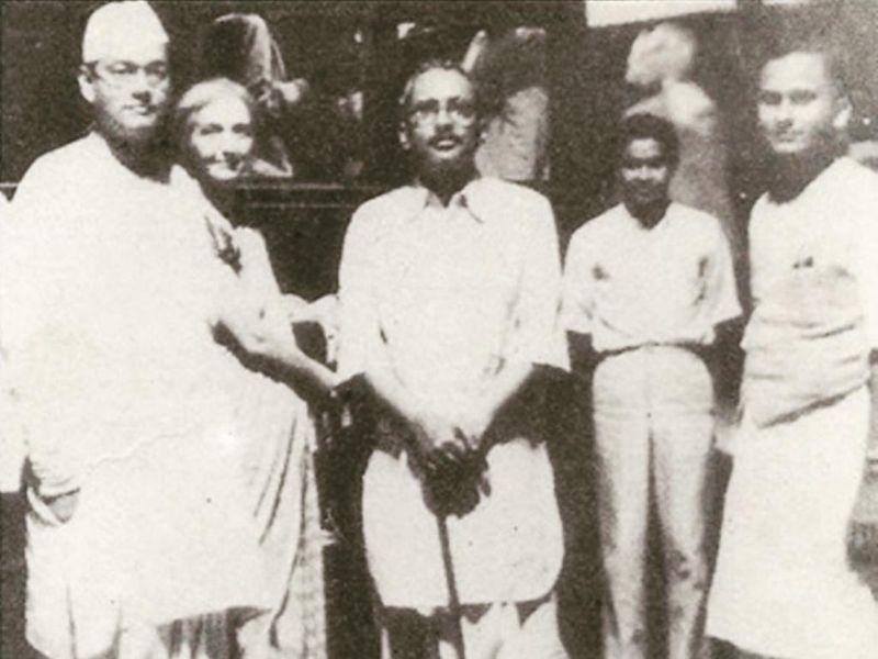 Jyotsna Grandfather