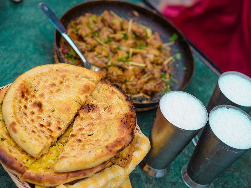 Lahore Chicken Karahi
