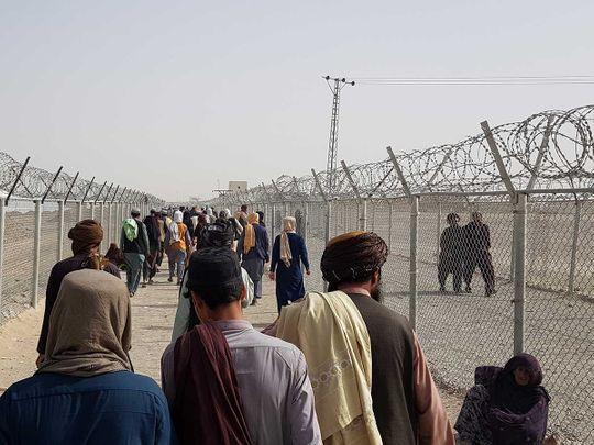 Pakistan Afghanistan Friendship Gate