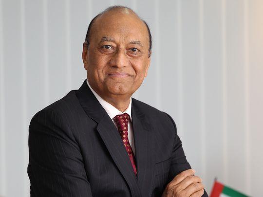 Paras Shahdadpuri, Chairman, Nikai Group of Companies