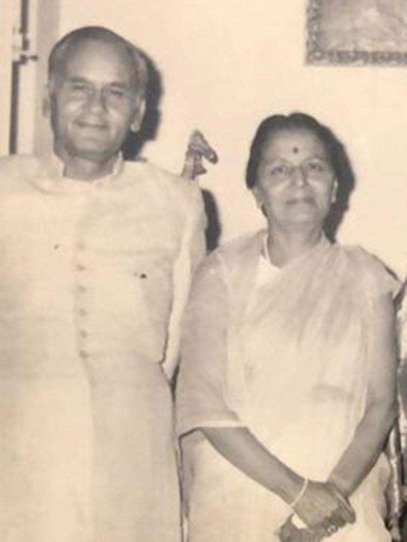 Virendra and Raj Lakshmi