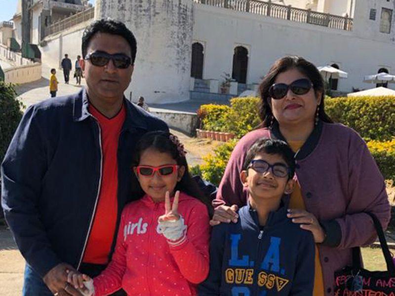 BtS family_Pooja