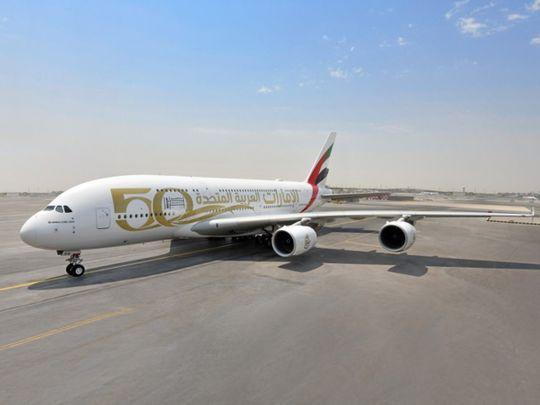 Emirates 50th