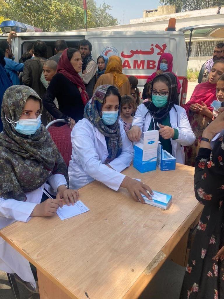 Kabul doctors parks