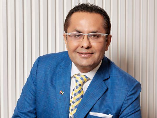 Rizwan Sajan, Founder and Chairman, Danube Group