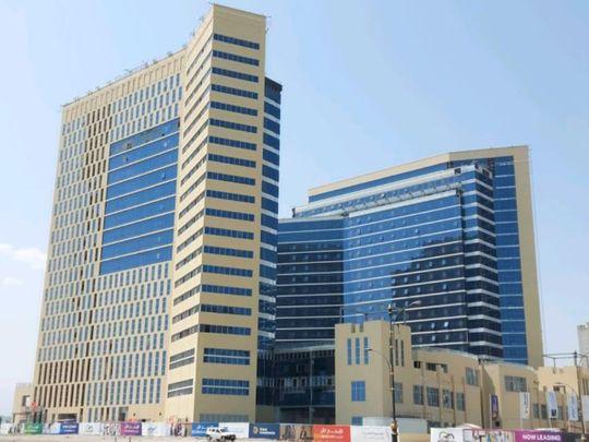 Stock-Dubai-Investment-Al-Taif-Business-Centre