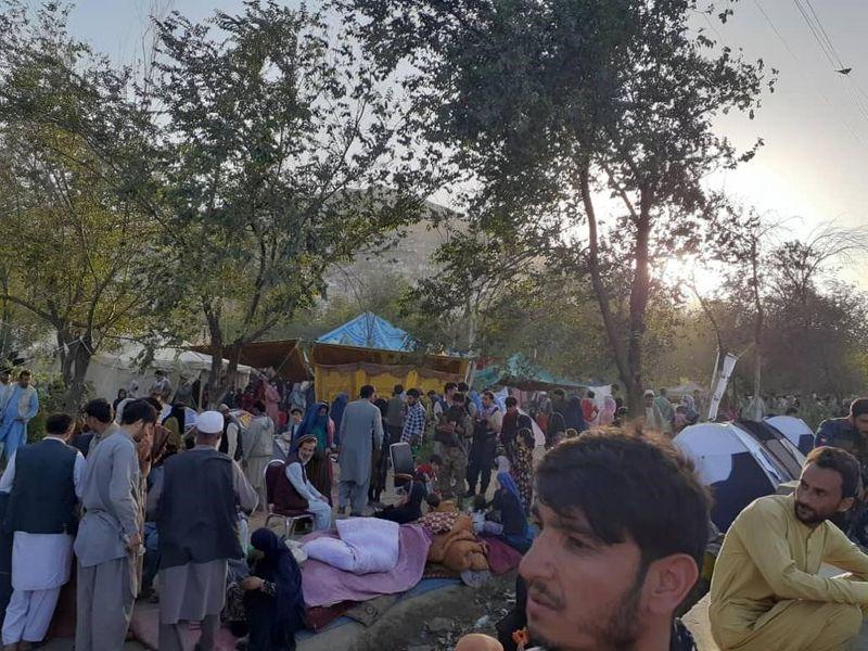 kabul tents parks