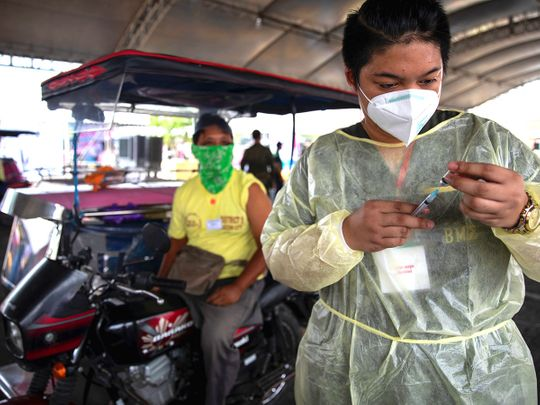 20210817 vaccine philippines