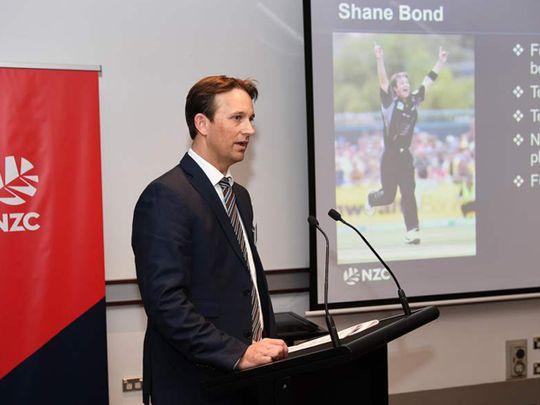 Cricket - Shane Bond