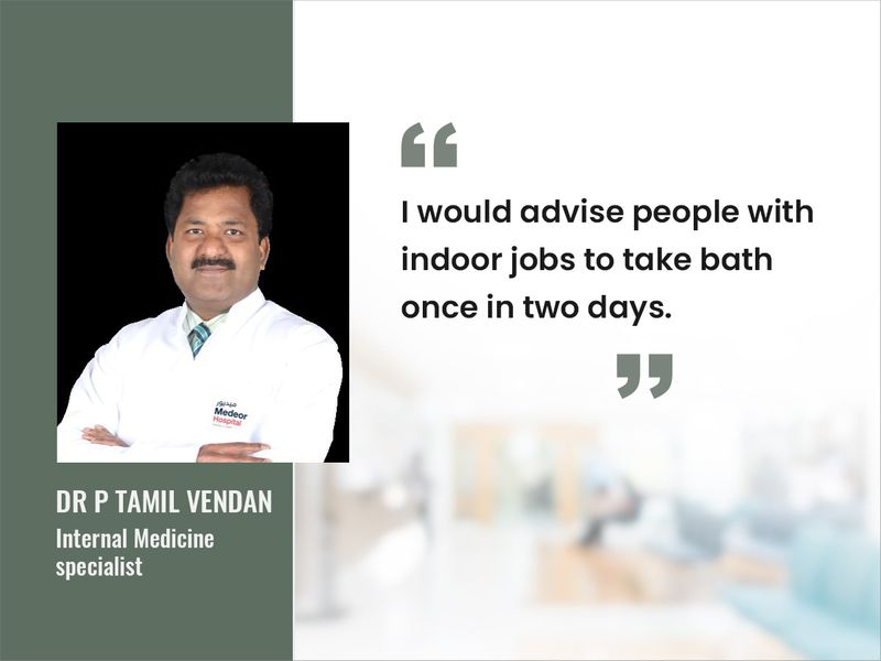 Dr P Tamil Vendan