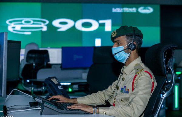 Dubai Police handles 339k Non-Emergency Calls via (902) during H1-1629200770841