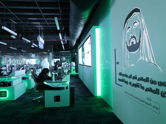 Dubai Police handles 339k Non-Emergency Calls via (903) during H1-1629200773998