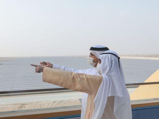 His Highness Sheikh Mohammed bin Rashid Al Maktoum, Vice President, Prime Minister and Ruler of Dubai