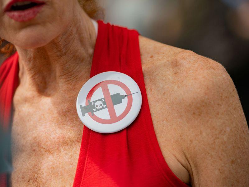 20210818 vaccine protest