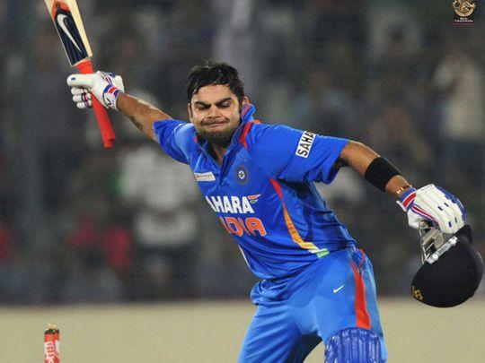 Cricket - Kohli