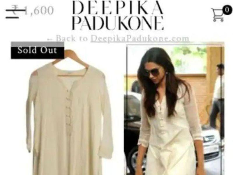 Deepika Padukone's Closet