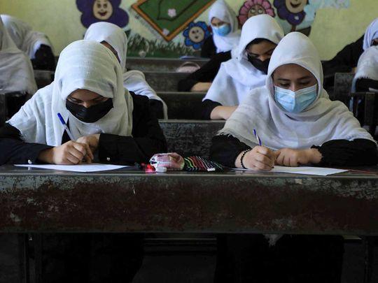 Herat schoolgirls Taliban
