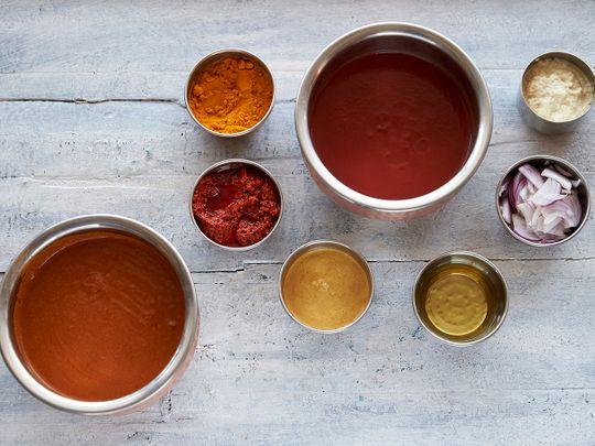Khyber's Raan - Tomato gravy