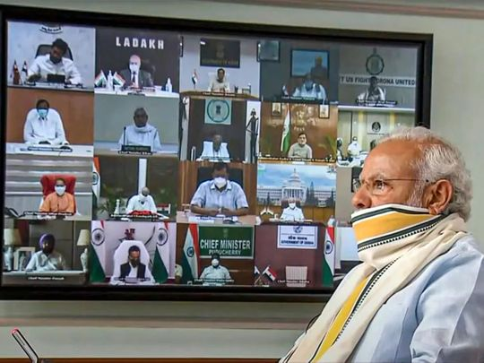 Modi and Chief Ministers