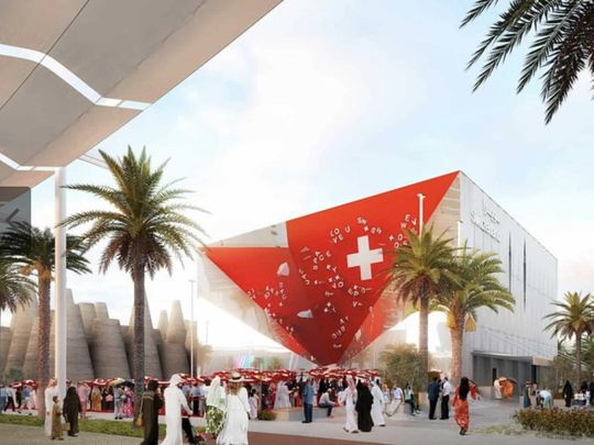 Swiss Pavilion at Expo 2020 - 1-1629297082967