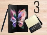 Samsung Z Fold Flip Preorder
