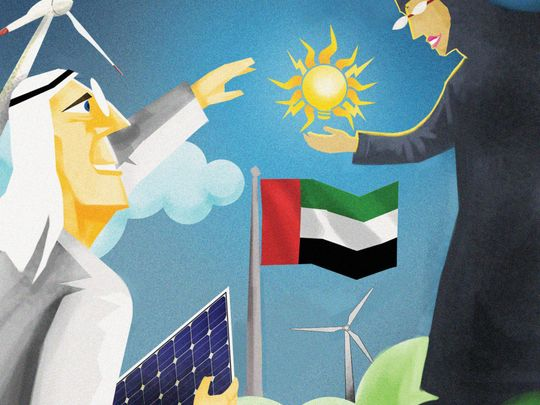 UAE renewable energy-1629352727146