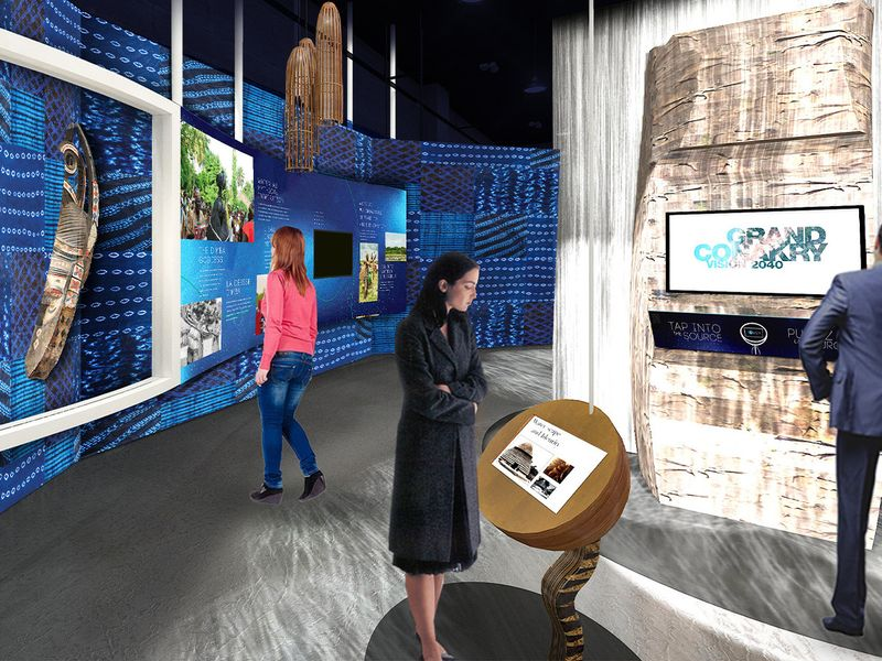 guinea pavilion expo 2020