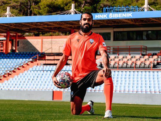 Football - Sandesh Jhingan
