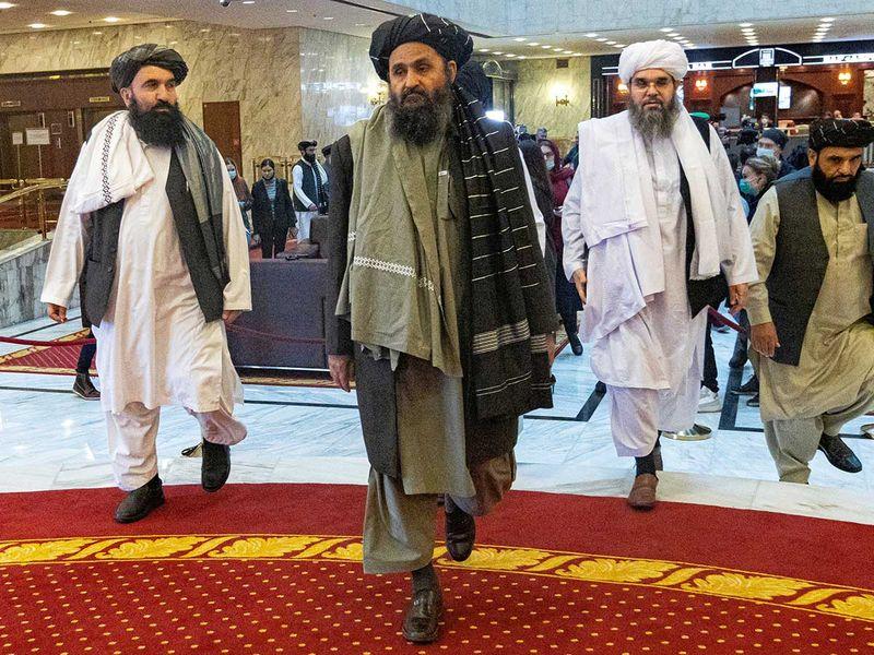 Mullah Abdul Ghani Baradar Taliban Afghan