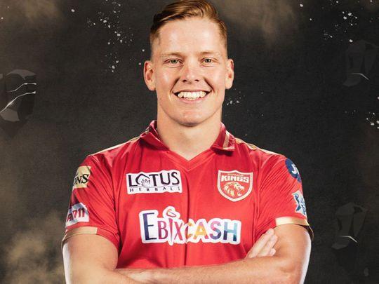 Nathan Ellis has joined Punjab Kings