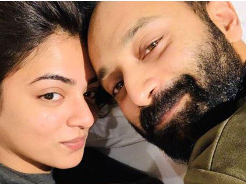 Nazriya and Fahadh Faasil