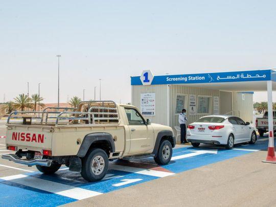 SEHA-drive-through-Al-Dhafra-1629532314479