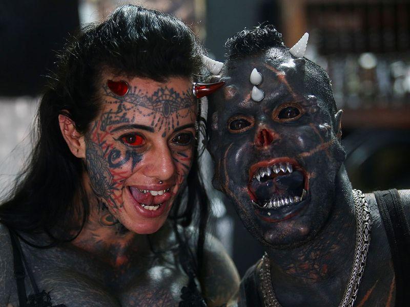 Tattoo artist gallery