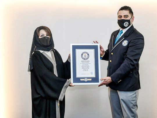 Engineer-Maitha-receives-Guinness-Certificate-1629632480925